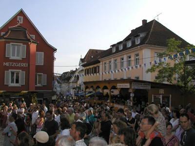 50. Müllheimer Stadtfest