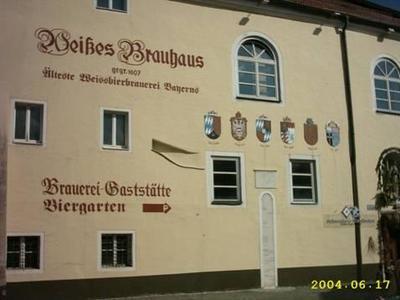 Brauereiführung Schneider Weisse
