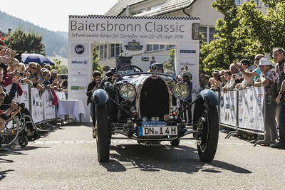 5. Baiersbronner Classic - Schwarzwald-Rallye fr Genieer