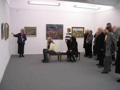 Öffentliche Sonntagsführungen im Kunstmuseum der Stadt Albstadt