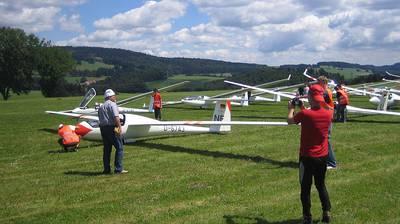 Hotzenwald -Segelflugwettbewerb