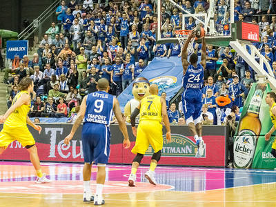 FRAPORT SKYLINERS - home match