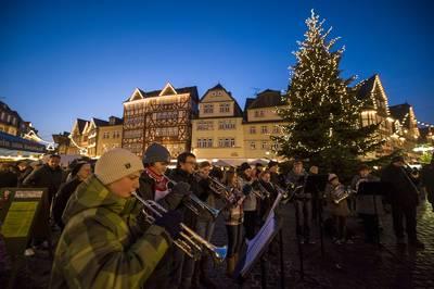 Impressionen vom Butzbacher WeihnachtsmarktWinfried Eberhardt. (© Butzbacher Weihnachtsmarkt)