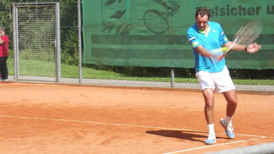 30. ITF Rothaus Open 2016 Internationales Senioren Tennis Turnier