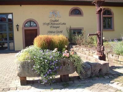 Weinprobe mit Kellerführung im Weingut Graf Wolff Metternich