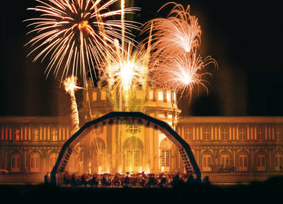 New Years Eve in the Kurhaus, 31st of December 2016