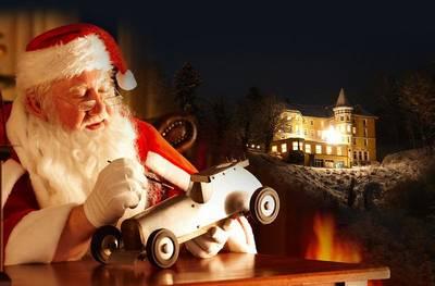 Weihnachtsmannwerkstatt