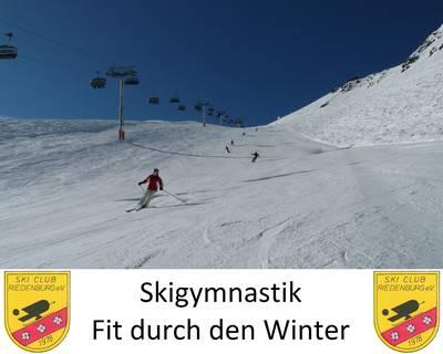 Skigymnastik mit dem Skiclub Riedenburg
