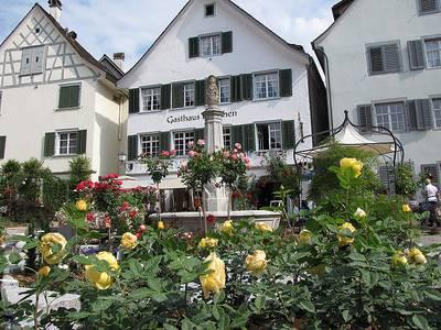 Bischofszeller Osterbrunnen