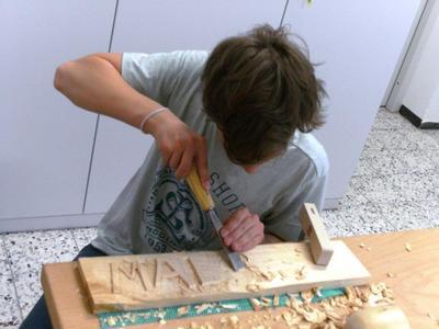 2-tägiger Grundkurs im Holzschnitzen