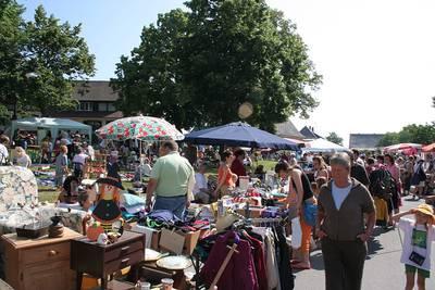 Reichenauer Flohmarkt
