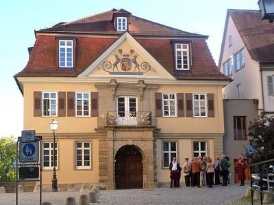 ffentliche Altstadtfhrung durch Tbingen
