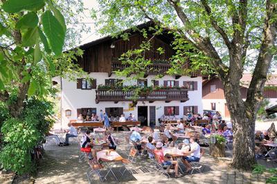 Gartenfest beim Gasthaus Aumanwirt