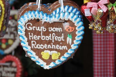 Herbstfest Rosenheim vom 27.8. bis 11.9.2016