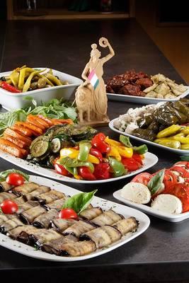 Bayerisch-mediterranes Buffet BELLA BAVARIA