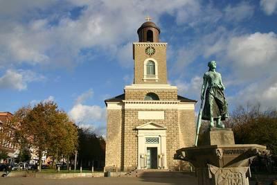 Marienkirche, Markt Husum. (© Tourismus und Stadtmarketing Husum GmbH)