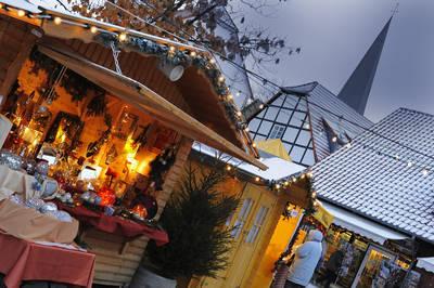 Weihnachtsdorf Bad Sassendorf