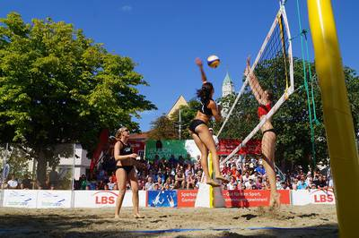 Sparkasse Bodensee Beach Days - Bodensee Therme Beachtennis Cup