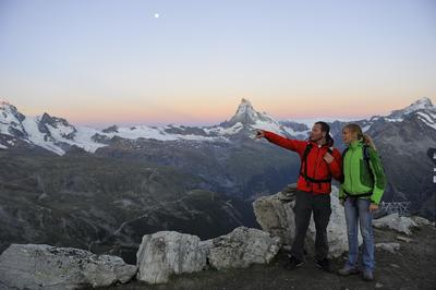 Rothorn Sunrise