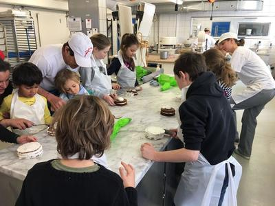 Besuch in Wollis Backstube Bäckerei Biner
