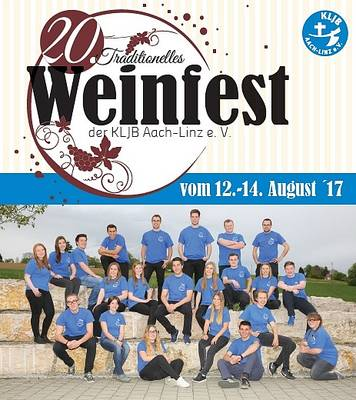 20. Traditionelles Weinfest