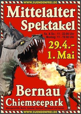 Mittelalterliches Spektakel in BernauFelden