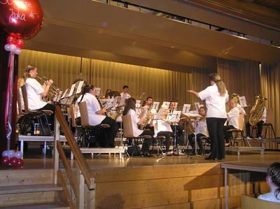 Jugendkonzert der Jugendkapelle Willaringen