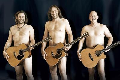 3 Männer nur mit Gitarre - Kapitel 2