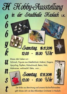 Hobbykünstler Ausstellung