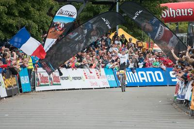 UCI Mountainbike Weltcup in Albstadt