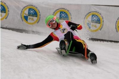 4. Junioren - Weltcup Rennrodeln auf Naturbahn