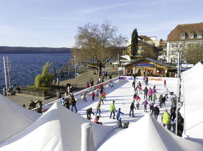 ÜB on Ice - Eislaufbahn in Überlingen