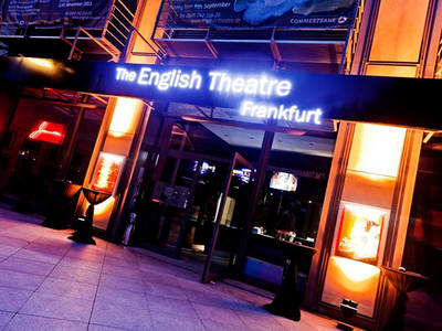 Poetry Slam at the English Theatre. (© The English Theatre)