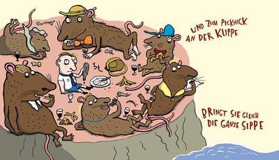 ZUM KUCKUCK! Tiere im Bilderbuch  Original-Illustrationen