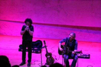 Rhythm & Blues mit Sir Oliver Mally & Hubert Hofherr