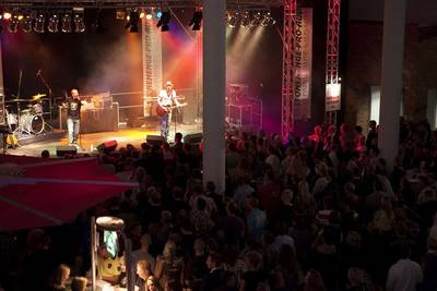 Party mit MusikMesse Husum & Congress. (© Silvester-Party)