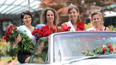 The Weggis Rosefestival