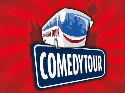 ComedyTour Frankfurt jwh entertainment gmbh. (© ComedyTour Frankfurt )