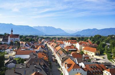 ABENDLICHE ORTSFÜHRUNG durch Murnau