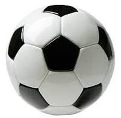 Ballspiele in der Halle mit dem FCO - Kinderprogramm