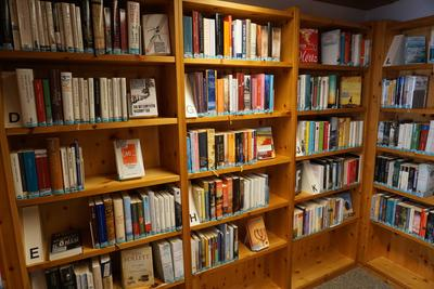 Tag der offenen Tür in der Gemeindebibliothek Zermatt