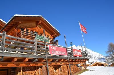Hüttenabend Restaurant Les Marmottes