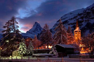 Guided Village Tour Zermatt German