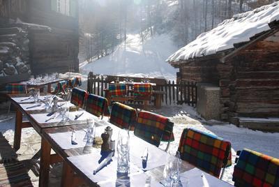 Hüttenabend - Restaurant Zum See