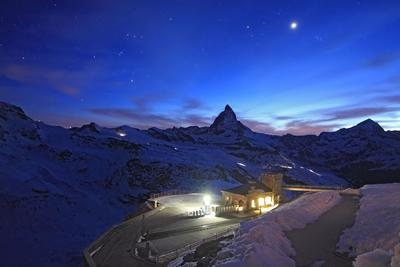 Dining with the Stars - Gornergrat