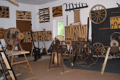 Ausstellungen und Führungen Dorfmuseum Friedrichsaue