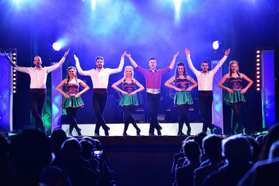 The Spirit of Ireland Irish Dance & Live Music