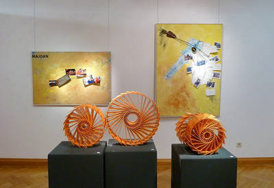 Winterausstellung - IBC Überlingen - Kunst vom See