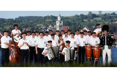 Festliches Weihnachtskonzert mit dem Seemannschor Bodensee-Shantymen