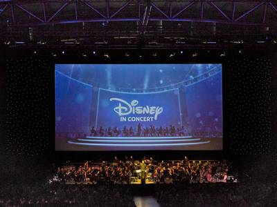 Semmel Concerts EntertainmentKai Heimberg. (© Disney  in Concert - Magic Moments Mit dem Hollywood Sound Orchestra)
